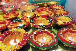 Brighten up Diwali