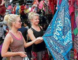 Delhi hotspot for global shoppers
