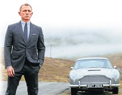 'Skyfall' has bumper opening, has Rs.27.5 crore windfall