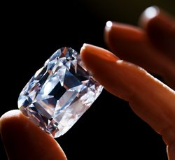 76-carat Indian diamond to be auctioned at Christie's