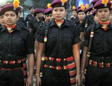 Woman Commando unit 'Virangana' raised to tackle eve teasers