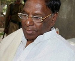 Narayanasamy speaks of a 3-member CAG, only to retract