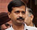 Kejriwal agrees not to use IAC's name