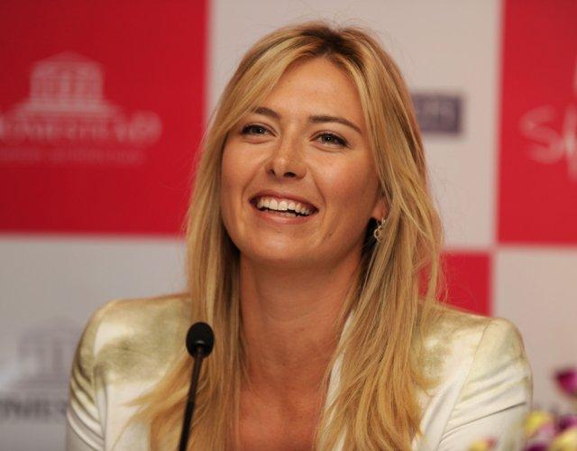 Sharapova savours great dosa experience