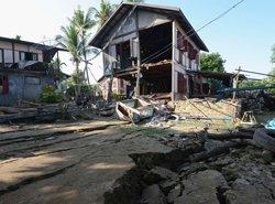 Strong quake strikes Myanmar, 12 feared dead