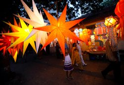 Festival of lights celebrated with a cause in Australia