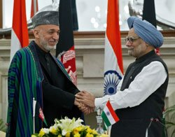 India, Afghanistan sign four cooperation pacts