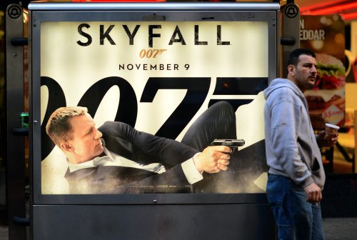 Why James Bond did not come to Mumbai?