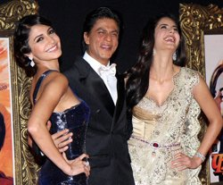 Amitabh Bachchan calls 'JTHJ' SRK's best since 'Swades'