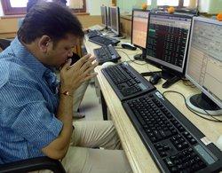 Diwali fails to light up stock mkts, Sensex sheds 52 points