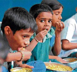 Children's Day means little to the malnourished