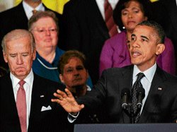 In the first flush, Obama seeks to push his agenda