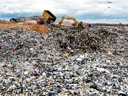 Palike plans bio-mining at landfills to process waste