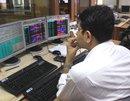 Sensex sheds 148 pts