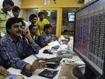 Sensex rebounds; up 45 points in early trade