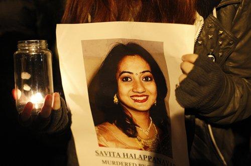 Indian woman's death is wake-up call: Irish senator