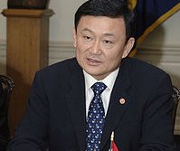 Politicians must give up business interests: Thaksin