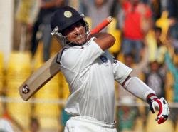 Pujara makes crucial No.3 position his with double-ton