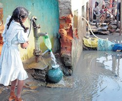 BWSSB to provide water, sanitation to 96 slums