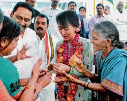 SC/ST colony in AP named after Suu Kyi