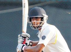 Aparajith gears himself up for the long haul