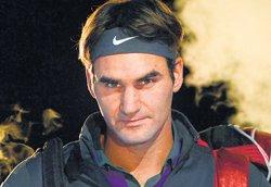 Federer fire burns bright