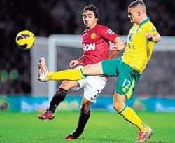 Norwich humble Man United