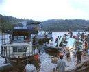 Passenger boat rams into Viraat; no casualties