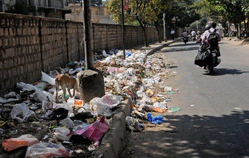 Govt under fire in HC over garbage