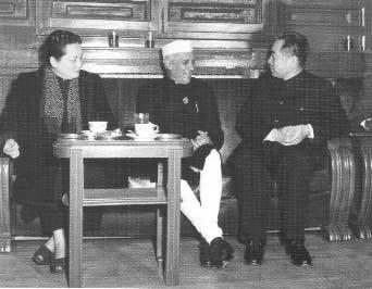 Ex-IAF chief Tipnis blames Nehru for 1962 defeat
