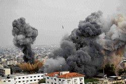 Gaza shakes; Clinton seeks truce