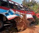 13 killed as bus collides with truck in Churu