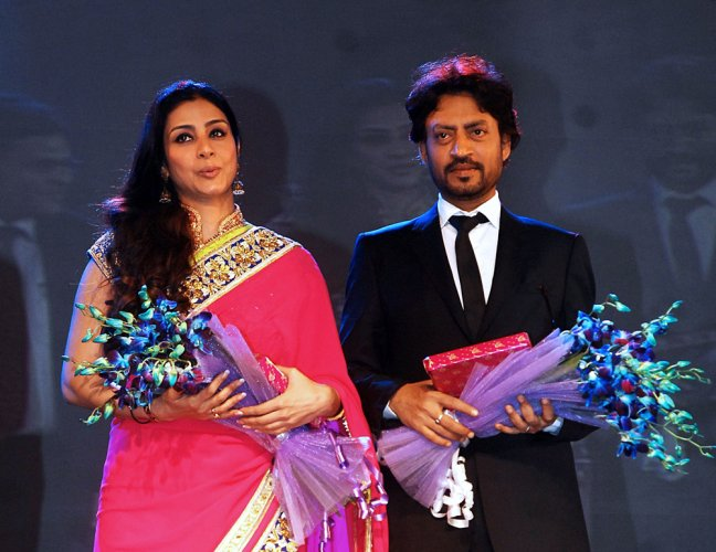 Tabu happy being part of good films with Irrfan