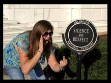 Grave US joke turn viral on Facebook