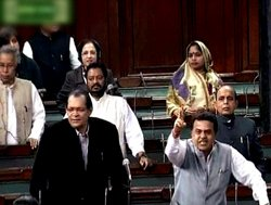 A small, shameful history of unparliamentary behaviour