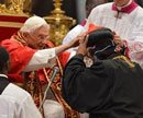 Indian in Vatican team to choose next Pope
