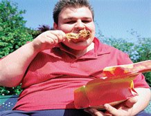 'Most Americans are happily overweight'