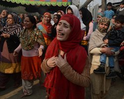 Majority of 'disappeared persons' in Kashmir innocent: Study