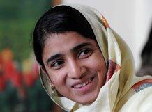 Malala sixth on 'global thinkers' list
