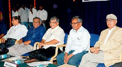 Ambedkar's grandson stresses on leadership qualities