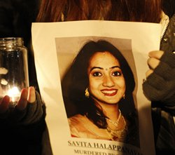 Savita's father appeals to Ireland for public inquiry