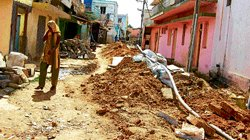 Tamaka is miles away from civic amenities