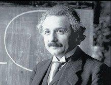 Einstein's brain average sized but 'exceptionally complicated'