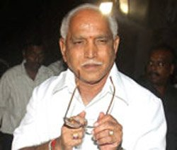 Tearful Yeddy sets out to quit BJP