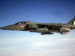 IAF Jaguar crashes in North Sikkim