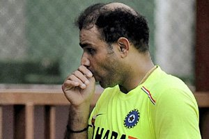 Sehwag 'never happy' with Eden food