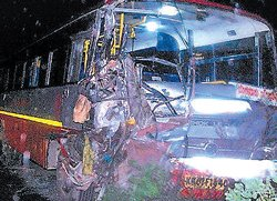 Nandagudi accident:  Death toll likely to rise
