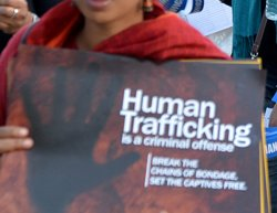 Indian faces 15 years in prison for human trafficking