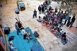 Music to help the underprivileged