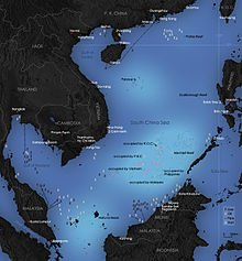 China cautions India against oil exploration in South China Sea
